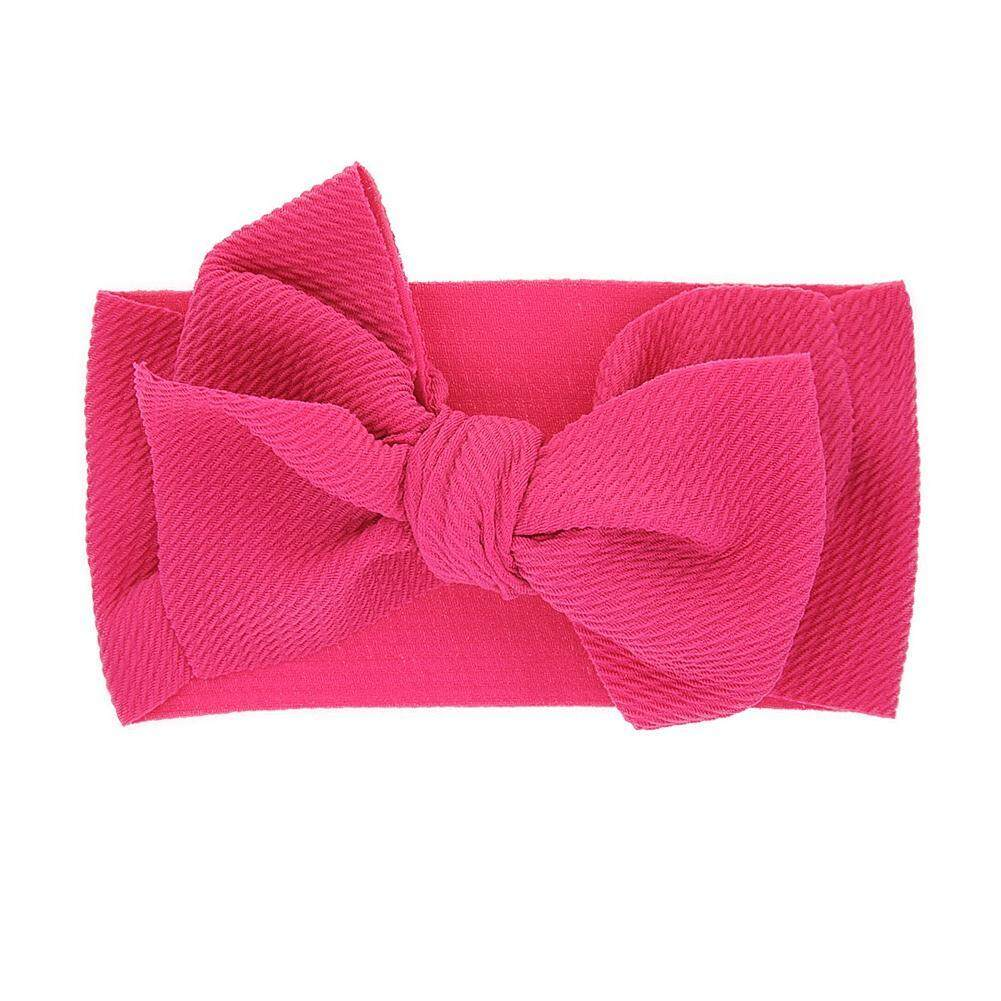 f65e4bdd2022 Lovely Fashionable Bowknot Shape Baby Infant Girl Headband Hair Accessories