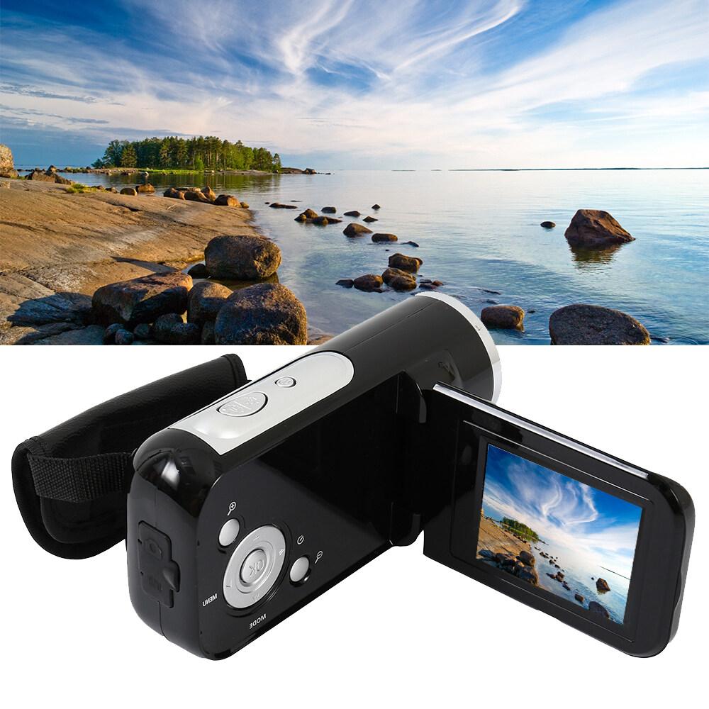 【Cod & Miễn Phí Shipping】 1080P HD Video Camera Quay Phim Với 4X Thu Phóng Kỹ Thuật Số DV DVR Cầm Tay Mô Hình Giảm Cực Đã