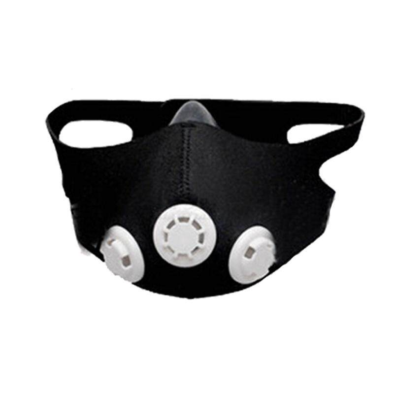 Mask Oxygen Barrier Oxygen Control Self-abuse Fitness Exercise Training Mask