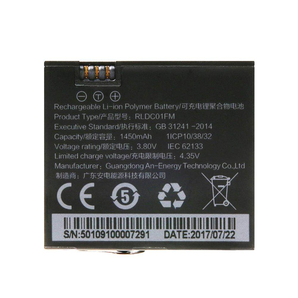 3.85v / 1450mah Li-Ion Battery Large-Capacity For For Xiaomi Mijia Camera By Biit Lady House.