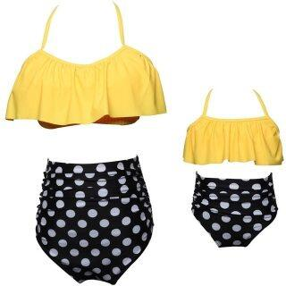 Đồ Bơi Gia Đình Phù Hợp, Đồ Bơi Bikini Cho Bé Gái Đồ Bơi Cho Mẹ Và Con Gái Bộ Đồ Tắm Đi Biển Cho Trẻ Em Trẻ Em Nữ thumbnail