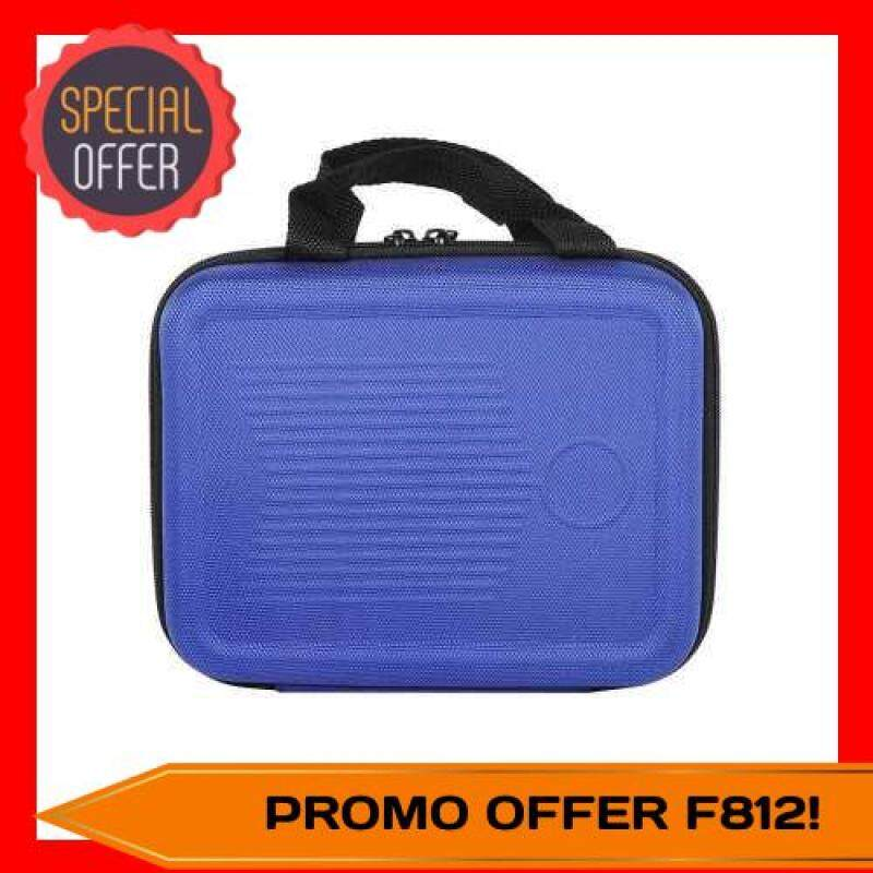 BEST OFFER Kalimba Case Thumb Piano Bag Shockproof Waterproof Storage Bags for Kalimba Musicial Instrument Accessory (Blue) Malaysia