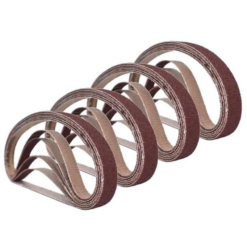 1.27 Cm X 45.72 Cm Matte Belt, Belt Sanding Tool for Woodworking, Metal Polishing