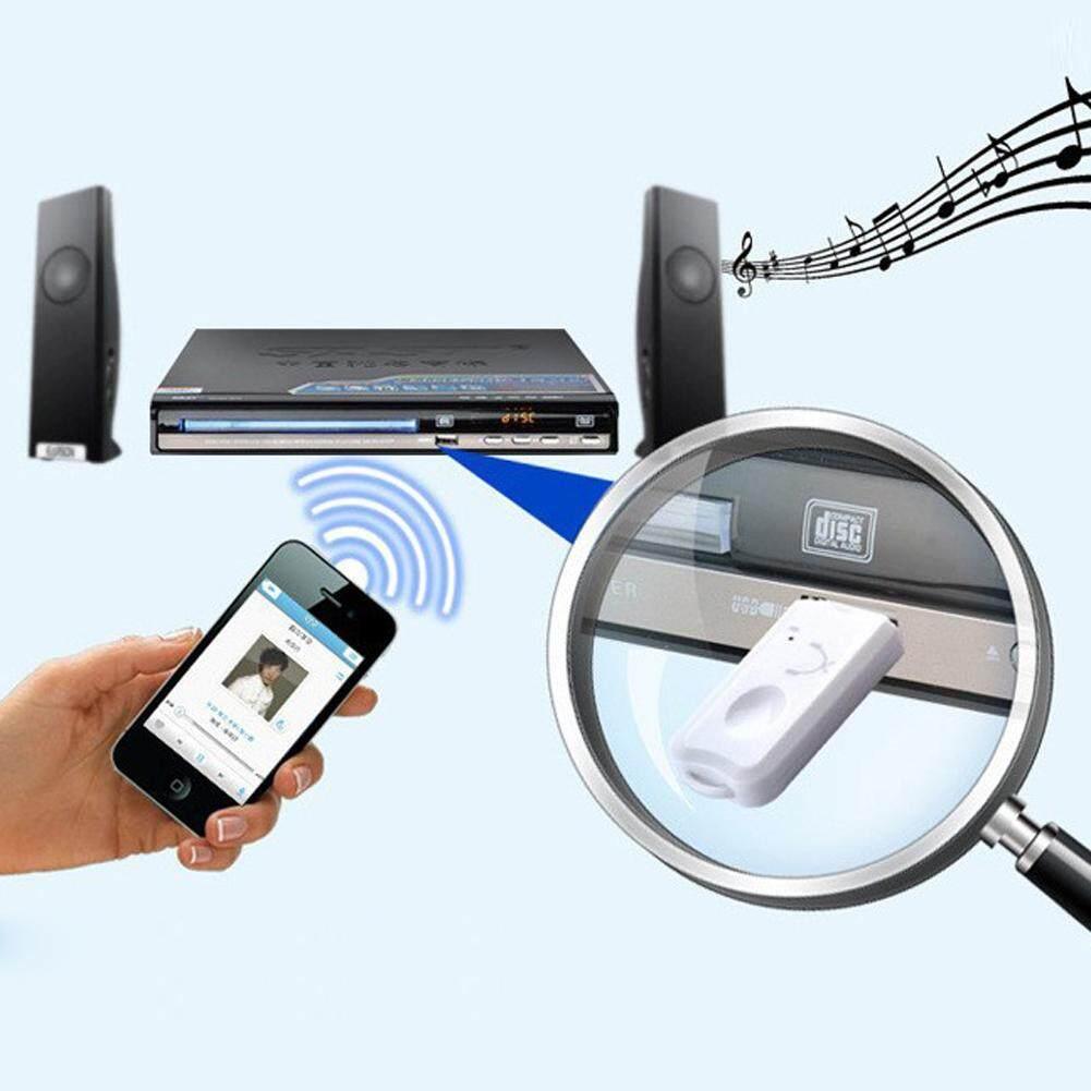Mini USB Bluetooth Music Receiver Portable Wireless USB Bluetooth V2.1 Audio Music Receiver Adapter