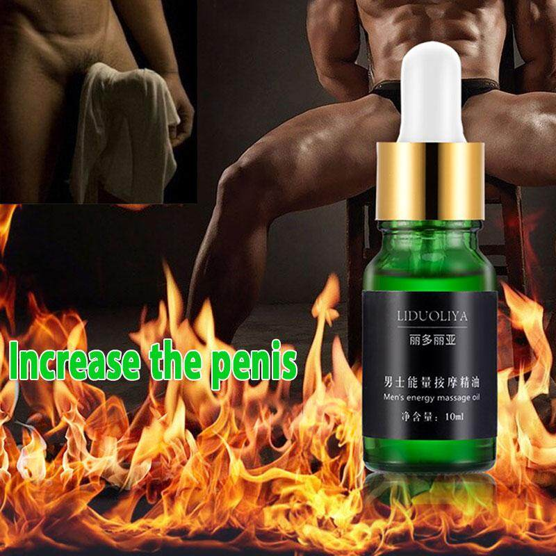 Peni Enlargement Oil Enlargement Oil Powerful 10ml Growth Sex Time MenS Fashion Philippines