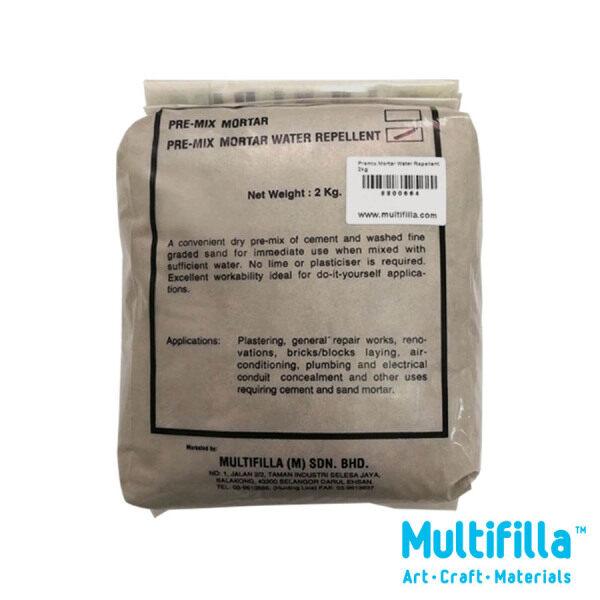 Premix Mortar Water Repellent 2kg - Mortar Cement