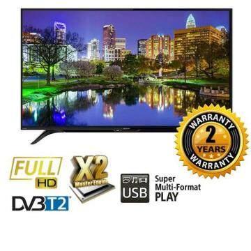 """SHARP 60"""" 4K UHD SMART LED TV 4TC60AH1X"""