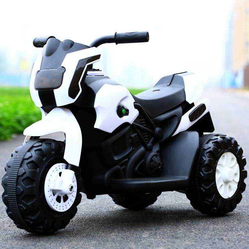 Kids 6V Battery Electric 3 Wheel Tricycle Motorcycle Bike Bicycle Scooter  Toys for boys