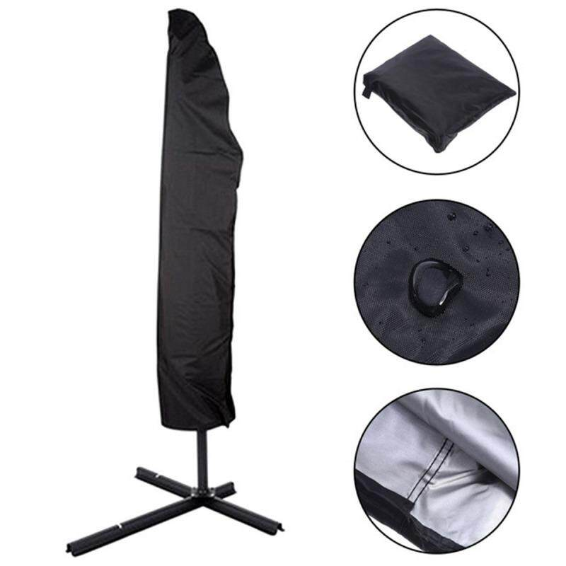 LEDMOMO Simple Parasol Oxford Cloth Waterproof And Dustproof Patio Umbrella Cover for Home Hotel Outdoor