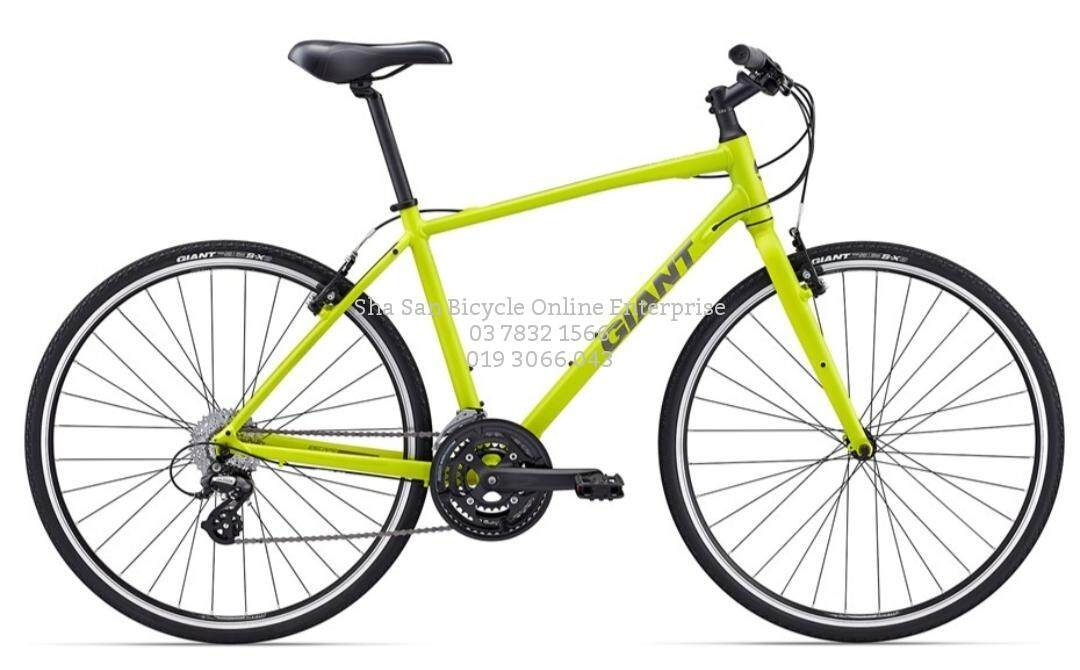 0% Sst Giant Escape 2 700c Alloy 24 Speed Shimano Basikal Bicycle - Factory By Sha San Bicycle Online Enterprise (sa0337852-A).