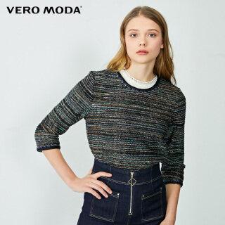 Vero Moda Phụ Nữ 3 4 Tay Áo Áo Đan 320130526 thumbnail