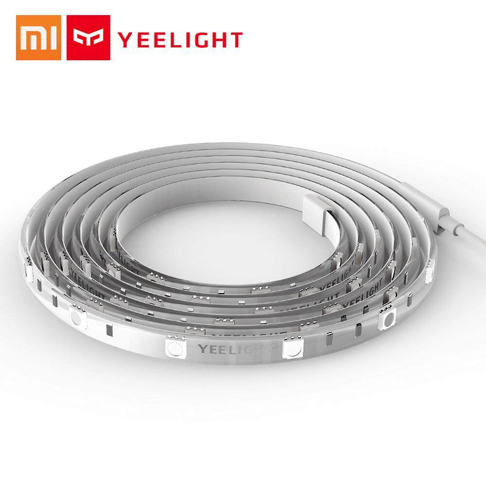 Light Strip for Xiaomi Yeelight Smart Light Strip RGB LED 1m Ambient Light Adjustable Dimmable for Home Party Decoration Room Club Bar Pub