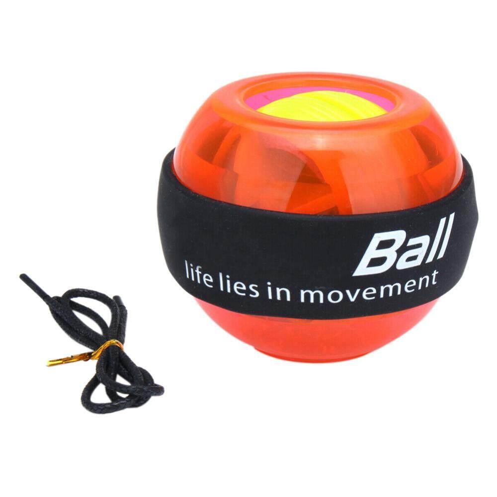 [comebuy88]LED Wrist Ball Trainer Relax Gyroscope Ball Muscle Power Ball Arm Exerciser