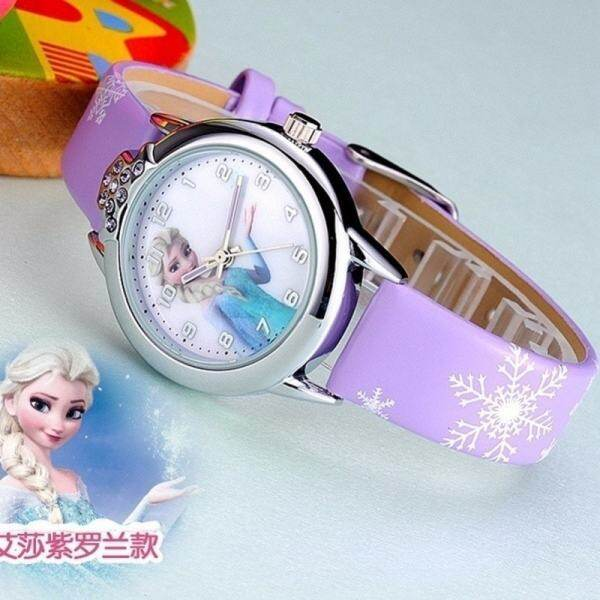 [KL READY STOCK] SH007 Frozen Kids Watch Jam Tangan Kanak-Kanak Malaysia