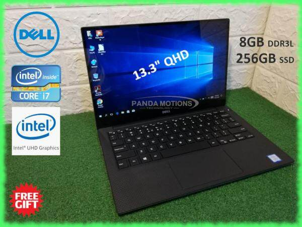 (DM) Dell XPS 13 9360 (Touch Screen) Malaysia