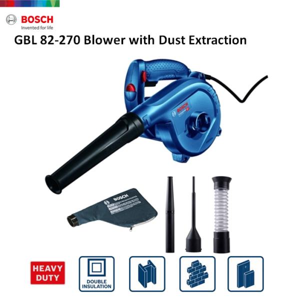 BOSCH GBL 80-270 HEAVY DUTY ELECTRIC BLOWER [ GEOLASER ]