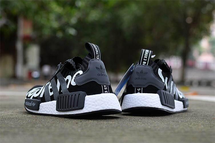 Adidas Asli NMD Sepatu Lari Wanita Sneakers Sepatu Lari EU 36-44 3b9a9aec04