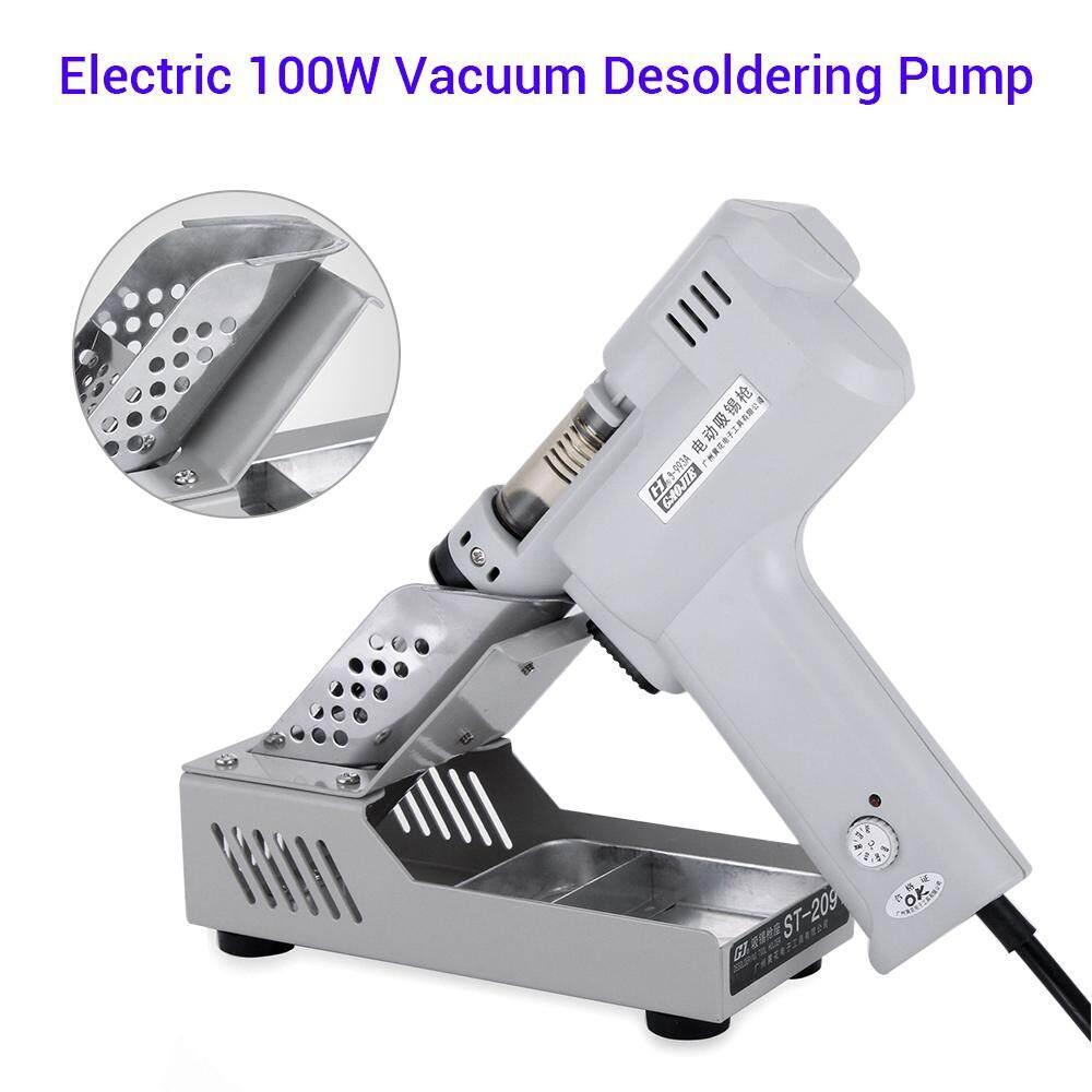 S-993A 220V Desoldering Electric Absorb Electric Vacuum Desoldering Pump Solder Sucker 100W