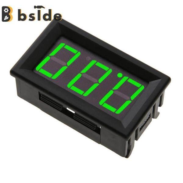 Bảng giá [Bside Tool Store] 056in Mini DC 0- 100V Vôn Kế 3 Dây Hiển Thị Bảng Điều Khiển Kỹ Thuật Số