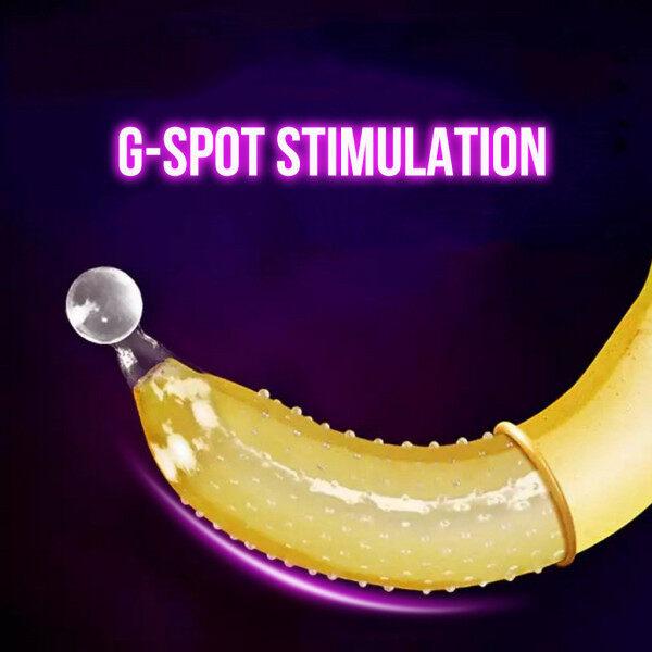 5 Bóng g-point bỏ vào bao cao su giúp tăng trưởng dương vật ASS MALL - INTL