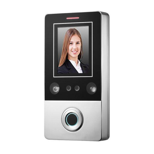 Facial Recognition Fingerprint Rfid Access Control Reader For Security Door Lock System Gate Opener Use