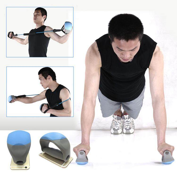 Bảng giá Push-up Stand Multifunctional 360° Rotatable Chest ABS Training Bracket Round Grip Bracket Abdominal Device