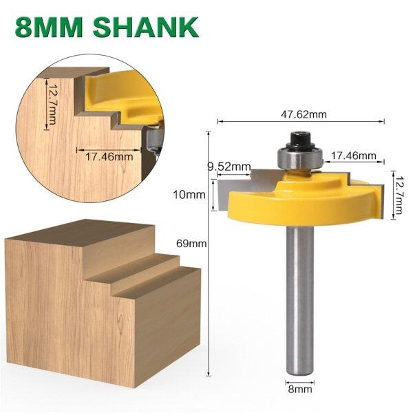 Best Sellers Shank Milling Photo Frame Stepped Rabbetting Molding Wood Router Bit