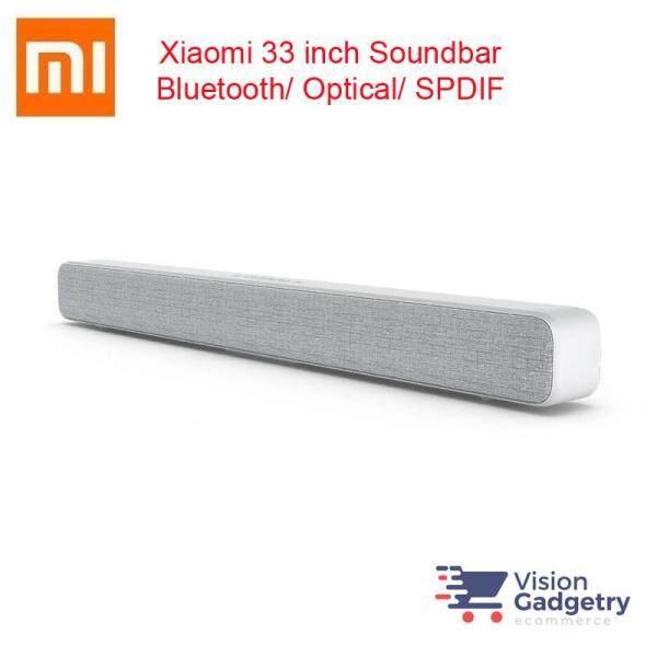 NEW Xiaomi 33 Inch Mi TV Soundbar Home Theater Wired/ Wireless Bluetooth Audio Speaker Sound Bar Singapore
