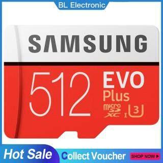 BL Thẻ Nhớ TF 1T 512GB Tốc Độ Cao Samsung EVO Cho Máy Quay Phim Điện Thoại Máy Tính Bảng thumbnail