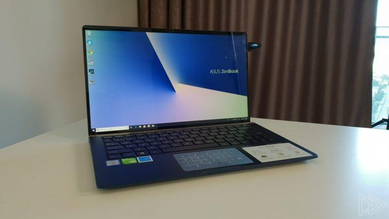 Asus Zenbook 13 UX331 i7 8th GEN /8 GB DDR4 RAM/ 512 GB NVME SSD/ NVIDIA  UP TO 2 GB DDR5 Malaysia