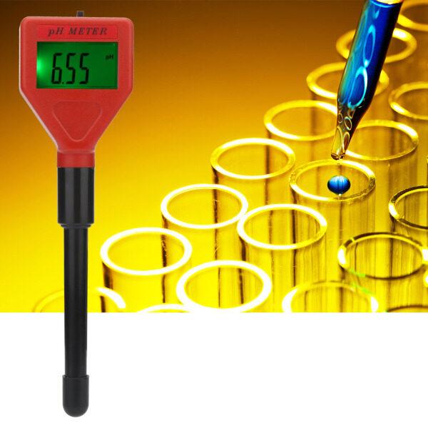 Máy Đo PH Màn Hình LCD PH Meter , PH Đo Meter, Chất Lượng Nước Detector