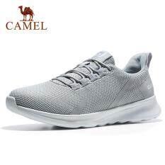 CAMEL Giày Thể Thao Nam Lưới Siêu Nhẹ Thoáng Khí Đế Mềm Siêu Êm Chân