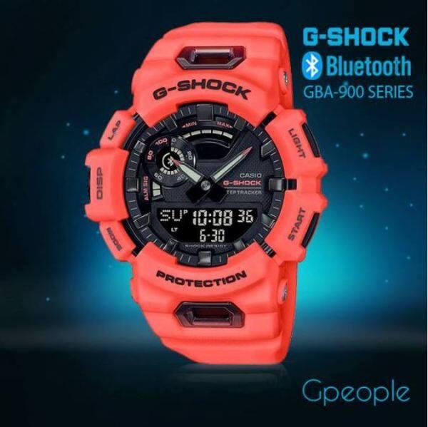 CASIO G-SHOCK GBA-900-4AER / GBA-900-4A / GBA-900-4 / GBA-900 WATCH 100% ORIGINAL Malaysia