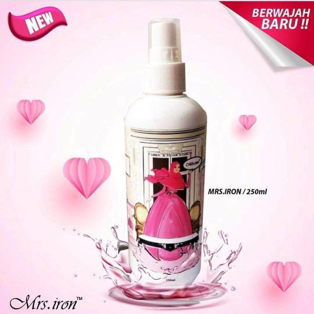 Mrs Iron (New Packaging( 250ml