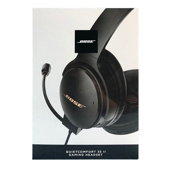 Bose QuietComfort 35 II 2-in-1 Wireless Gaming Headset – Comfortable Noise Cancelling Bluetooth NFC Headphones Singapore