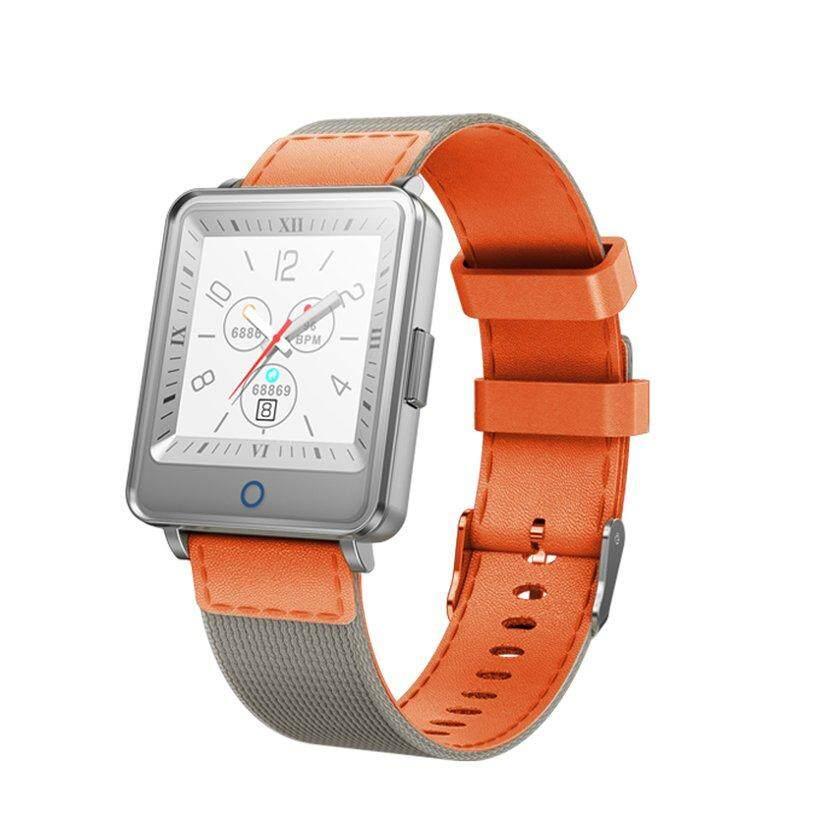 Best Sellers Business Style Designed For Business People V16 Dual-screen Smart Bracelet