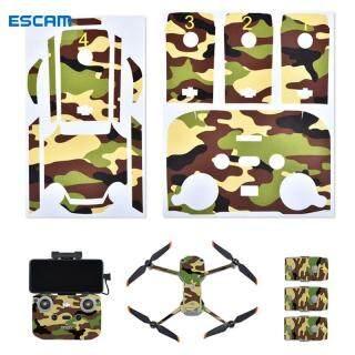 ESCAM STARTRC Đề Can Bảo Vệ Chống Trầy Xước Bộ Miếng Dán PVC Trang Trí Cho DJI Mavic Air 2S thumbnail