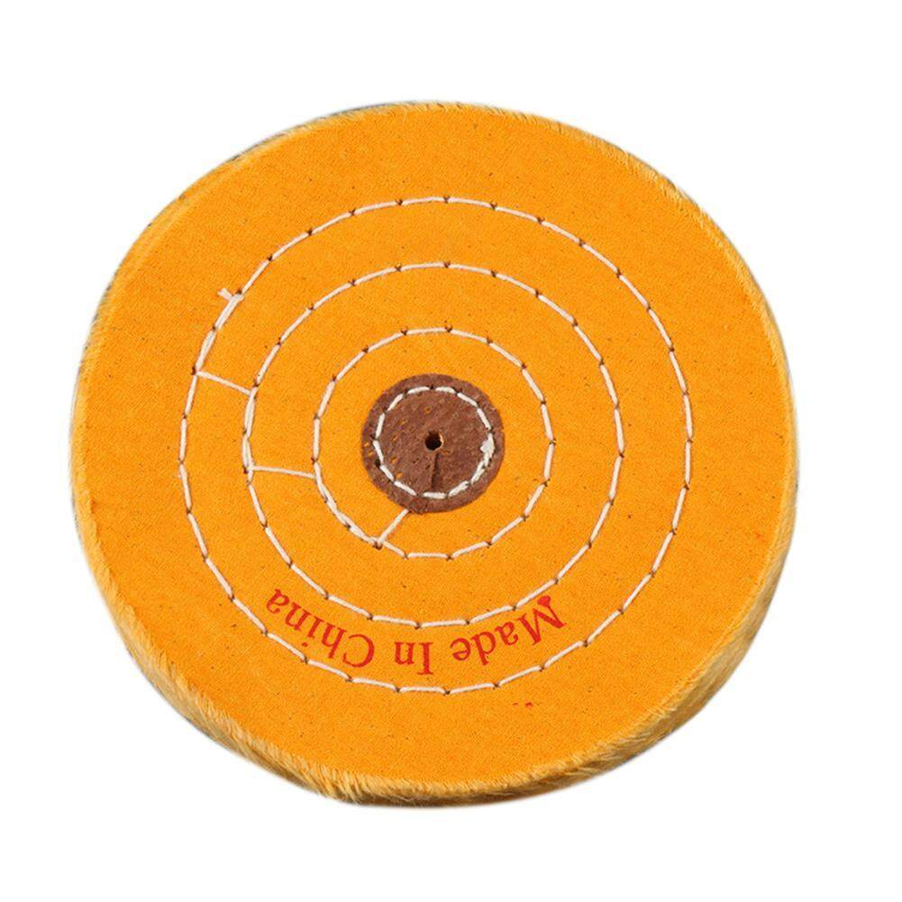 Peggybuy Metal Wood Polishing Wheel Buffing Grinding Head Cloth Wheel Abrasive Tool