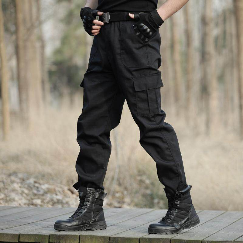 2019 New Military Tactical Cargo Pants Men Army Tactical Sweatpants High Quality Black Working Men Pant Clothing Pantalon Homme By Buluolandi.