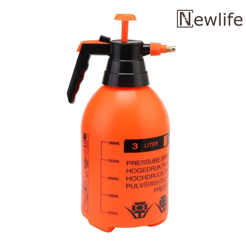 Newlifestyle Pressure Garden Spray Bottle Plant Flowers Irrigation Watering Sprayer (3L)