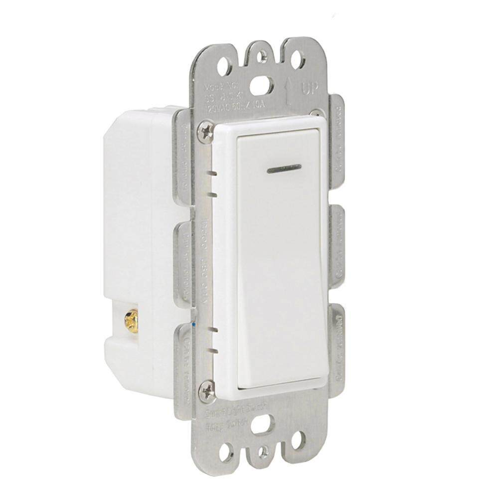 AC 100-240V Smart WIFI LED Light Switch Wall Panel Phone APP Remote Control