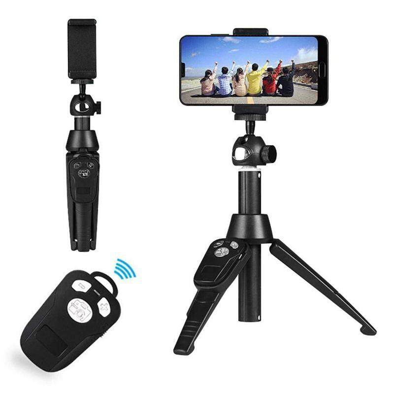 Tripod Selfie Stick, Mini Bluetooth Selfie Stick with Remote, 360 degree Rotation Extendable Monopod Selfie Stick for IPhone X/ 8/7/6s, Android Samsung Galaxy S8/S7