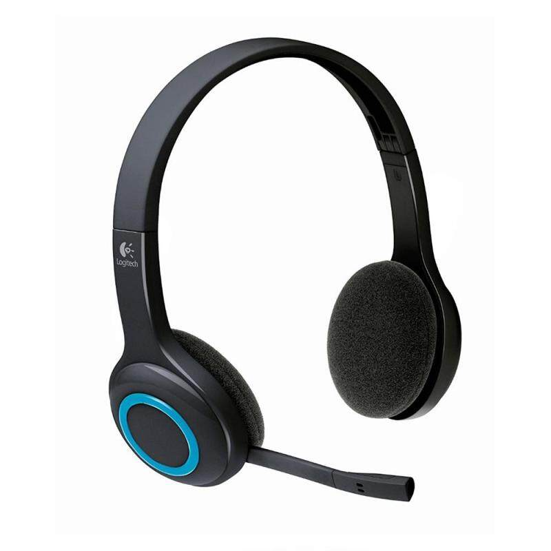 Logitech H600 Over The Head Wireless Headset Gaming Headphones With Mic Singapore
