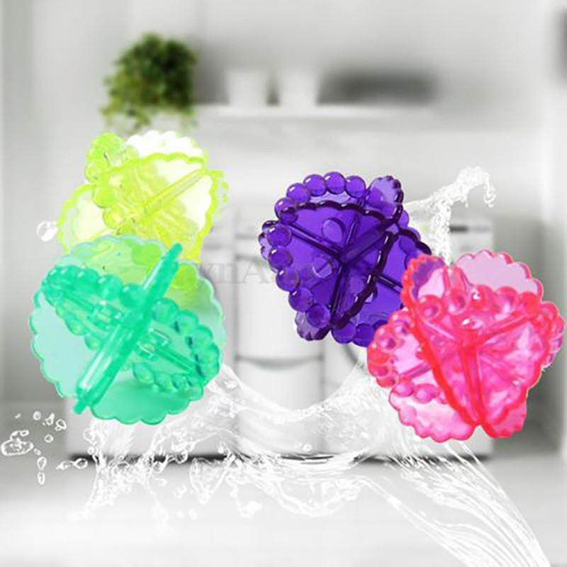 Hot Eco Washing Helper Laundry Dryer Ball Fabric Softener Cloth Cleaning Ball By Hui Zhi Jia Mall.