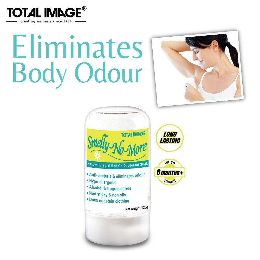 Total Image Smelly No More (Roll On) 120G