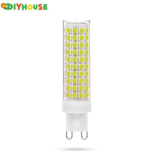 (Sẵn Sàng) Bóng Đèn Chùm Gốm Tiết Kiệm Năng Lượng 12W Đèn LED Ngô Trong Nhà G9 Trang Trí