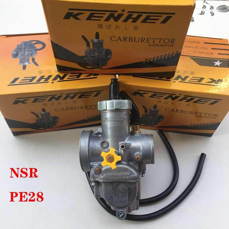 Carburetor Carb Carbo Karboretor NSR PE28mm Motorcycle Carburetor Racing  Carburetor Motorcyclecarb Motorcycleenginepart Motorcycle Accessorie