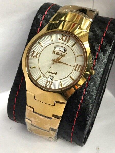 NEW SPECIAL PROMOTION FASHION WATCH_RADO_WITH  DATE DISPLAY MINERAL CRYSTAL GLASS WATCH FOR MEN Malaysia