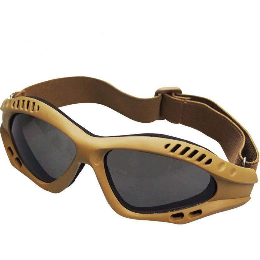 Oh Taktis Cs Safety Kacamata Tahan Angin Anti Debu Kacamata Olahraga Luar Ruangan By Ohbuybuybuy.