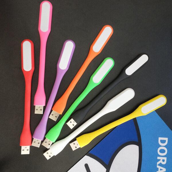 Bảng giá Đèn USB, Đèn LED Để Bàn Bảo Vệ Mắt Đọc Sách Ban Đêm Linh Hoạt Mini Tiện Dụng Cho Máy Tính Xách Tay Máy Tính Xách Tay Phong Vũ
